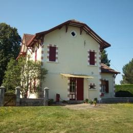 Charmante et spacieuse maison familliale - Location de vacances - Lévignacq