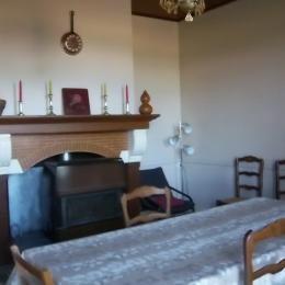 salle à manger - Location de vacances - Lévignacq