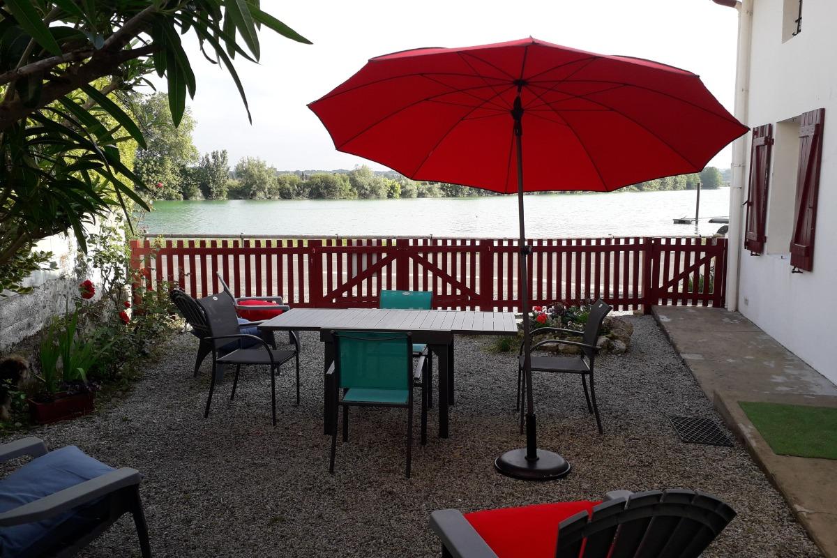 Maison Pamela_jardin - Location de vacances - Hastingues