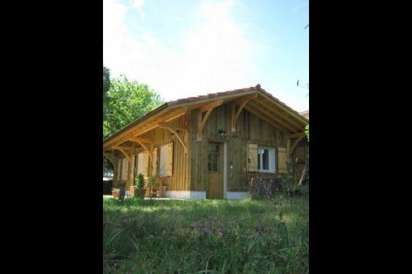 Maison du résinier - Location de vacances - Vielle-Saint-Girons