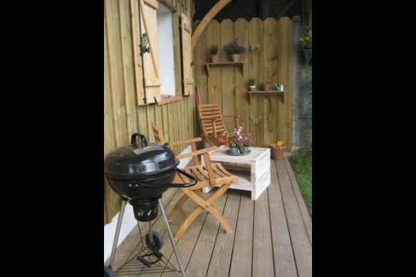 Barbecue - Location de vacances - Vielle-Saint-Girons