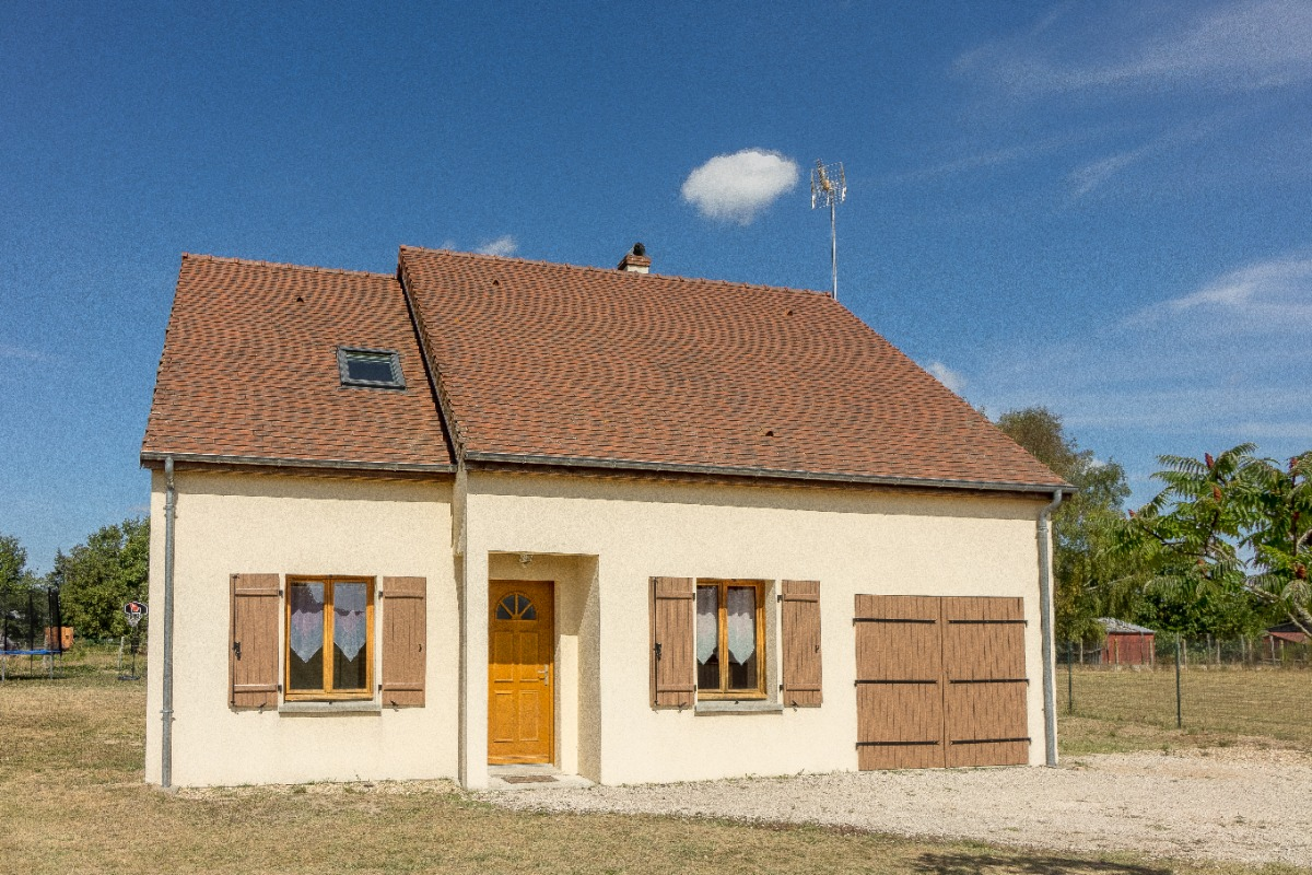 - Location de vacances - Vernou-en-Sologne