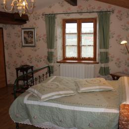 Chambres d'hôtes près de la Chartreuse de Sainte-Croix-en-Jarez - Chambre Fleurs des Champs - Chambre d'hôtes - Sainte-Croix-en-Jarez