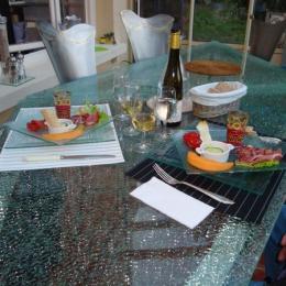 Le Berthoir - Table d'hôtes - Chambre d'hôtes - Pélussin
