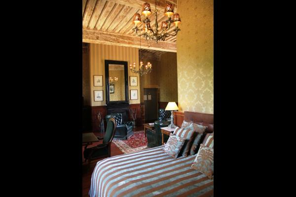 Le Château d'Origny - La Suite Anglaise - Chambre d'hôtes - Ouches