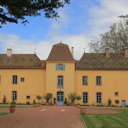 Le Château d'Origny - Chambre d'hôtes - Ouches
