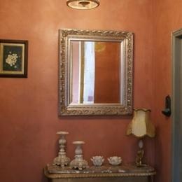 Le Château d'Origny - La Chambre des Sœurs Polonaises - Chambre d'hôtes - Ouches