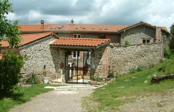 Le Domaine de Bonnefond - Chambre d'hôtes - Saint-Romain-les-Atheux