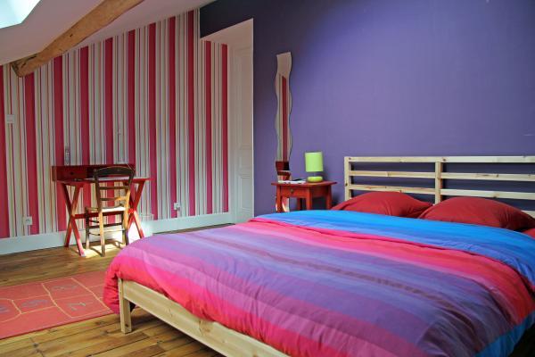 Chambre d'hôtes à Saint-Etienne - La Loge Mascagni, chambre suite - Chambre d'hôtes - Saint-Étienne