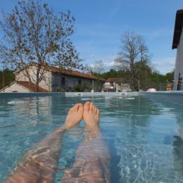 Super Relax au Domaine de la Loge - Chambre d'hôtes - Montverdun