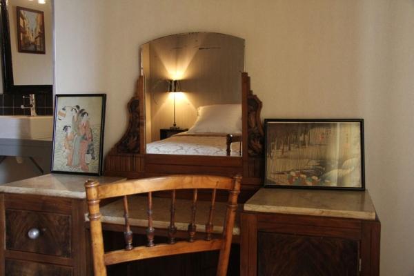 Le Rézinet - Chambre Galathée - Chambre d'hôtes - Marcilly-le-Châtel