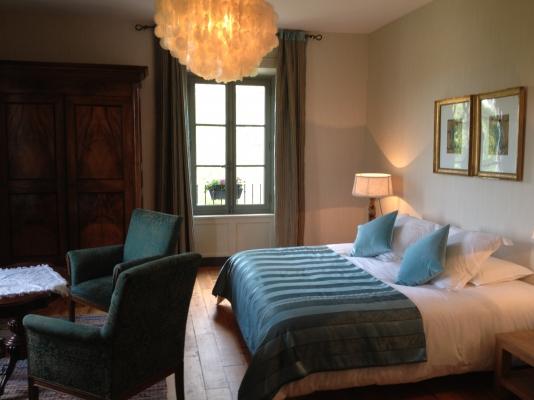 Le Rézinet - Chambre Honoré - Chambre d'hôtes - Marcilly-le-Châtel