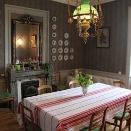 Le Rézinet - Salle à manger - Chambre d'hôtes - Marcilly-le-Châtel