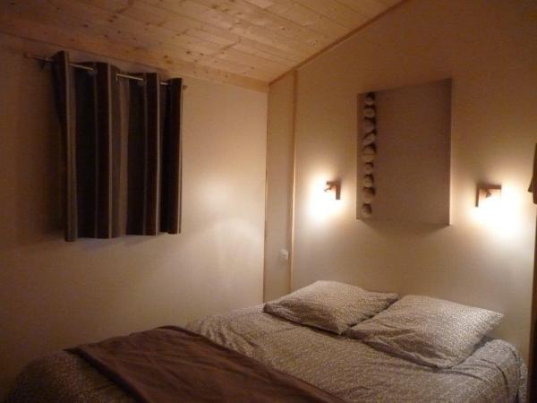 Les Chalets du Haut-Forez - Chambre - Location de vacances - Usson-en-Forez
