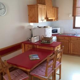 Appartement duplex en plein centre de Charlieu - Cuisine - Location de vacances - Charlieu