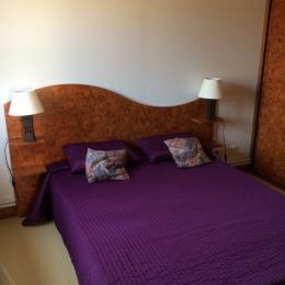 Appartement duplex en plein centre de Charlieu - Chambre - Location de vacances - Charlieu