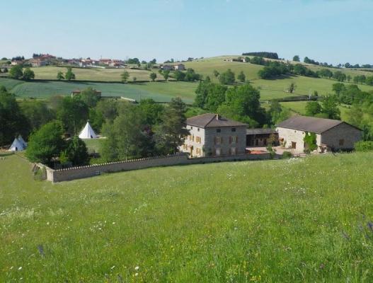 Domaine du Vierre - Location de vacances - Saint-Victor-sur-Rhins