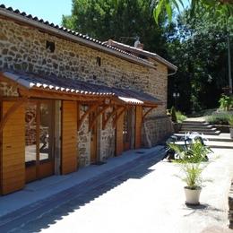 La Roche Bleue dans le Parc naturel régional du Pilat - Location de vacances - Chuyer