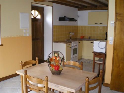 Le gîte du Chatelard - Pièce de vie - Location de vacances - Vérin