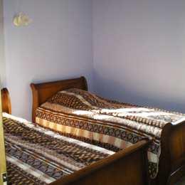 Le gîte du Chatelard - Chambre - Location de vacances - Vérin