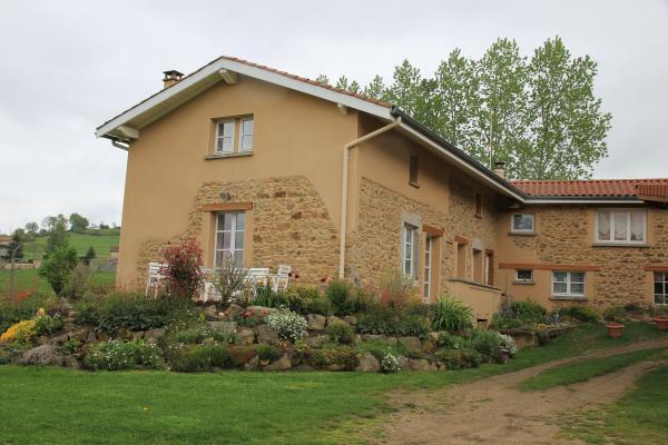 La Ferme du Tilleul : gîte de 150m² à la campagne - Location de vacances - Grammond