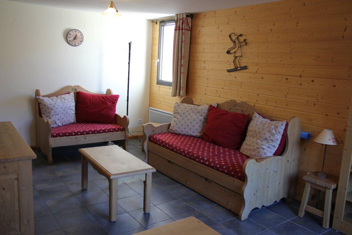 Chalet séjour Chalmazel - Appartement Gentiane - Location de vacances - Chalmazel