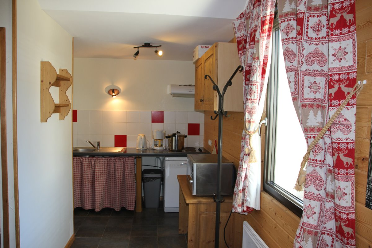 Chalet séjour Chalmazel - Appartement Campanule - Location de vacances - Chalmazel
