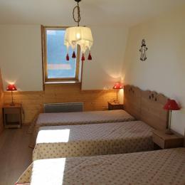 Chalet séjour Chalmazel - Appartement Jonquille - Location de vacances - Chalmazel
