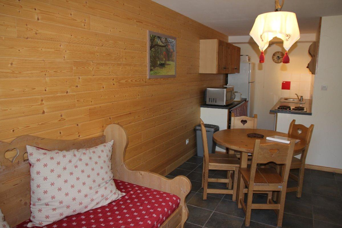 Chalet séjour Chalmazel - Appartement Myosotis - Location de vacances - Chalmazel