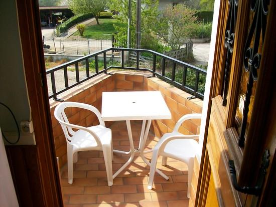 Location Montrond les Bains - Balcon - Location de vacances - Montrond-les-Bains
