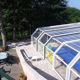La Damourelle location avec piscine - Location de vacances - Saint-Héand