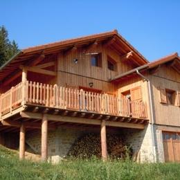 Chalet à Chalmazel - Location de vacances - Chalmazel