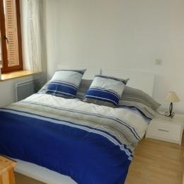 Appartement à Chalmazel les Jasseries - Chambre - Location de vacances - Chalmazel