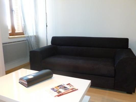 Appartement à Chalmazel les Granges - Salon - Location de vacances - Chalmazel
