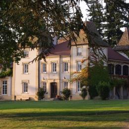 Le Domaine des Grands Cèdres - Chambre d'hôtes - Cordelle