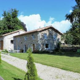 Gîte d'Epizol - Location de vacances - Saint-Nizier-de-Fornas