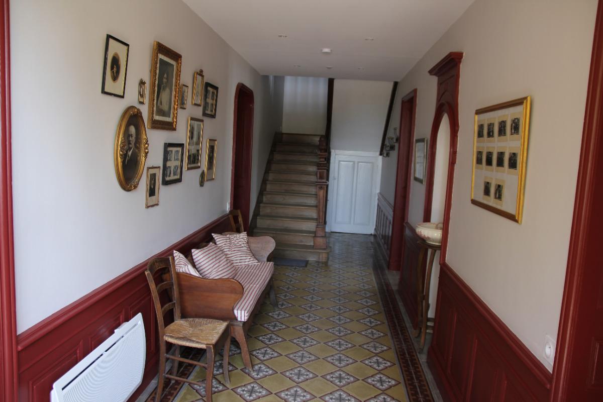 Gîte Esprit de Famille à Briennon - Salon - Location de vacances - Briennon