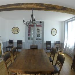 Gîte Esprit de Famille à Briennon - Cuisine - Location de vacances - Briennon