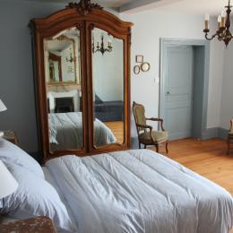Gîte Esprit de Famille à Briennon - Chambre - Location de vacances - Briennon