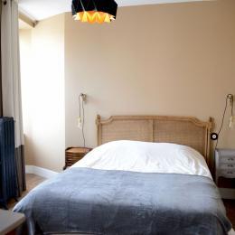 Les Loges de l'Atelier à Charlieu - Chambre - Location de vacances - Charlieu