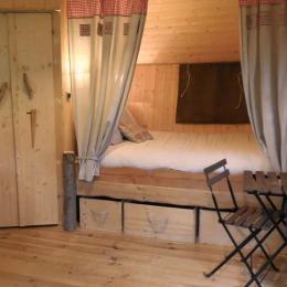 Le Domaine des Grands Cèdres - Les cabanes de Marie - Chambre d'hôtes - Cordelle