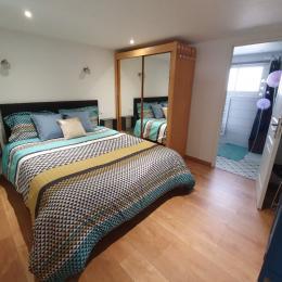 Chambre 1 - Location de vacances - Montrond-les-Bains
