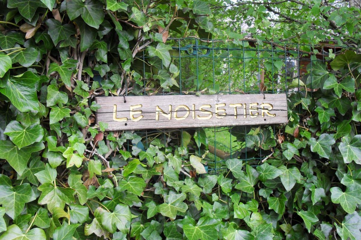 jardin privatif et ombragé - Location de vacances - Yssingeaux