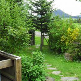 intérieur du chalet le Noisetier - Location de vacances - Yssingeaux