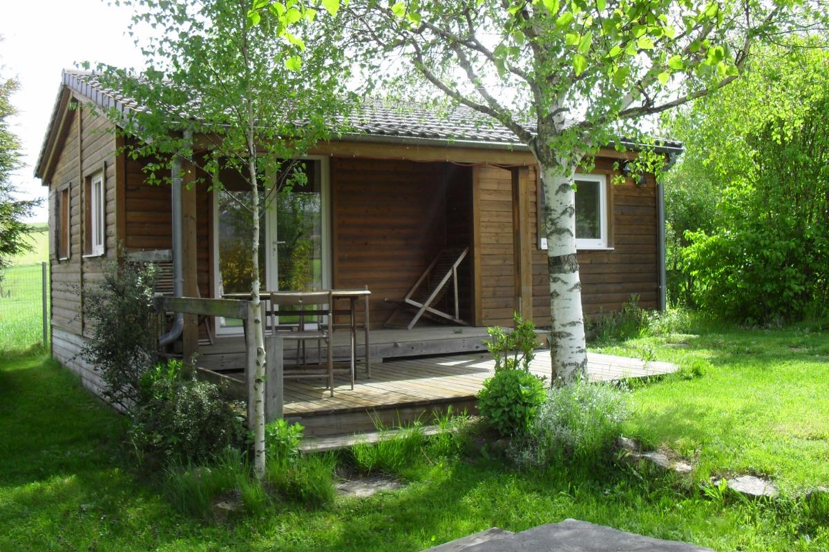 Chalet HLL les Bouleaux - Location de vacances - Yssingeaux