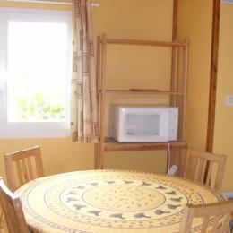 Cuisine et plaque vitrocéramique (2 foyers) - Location de vacances - Yssingeaux