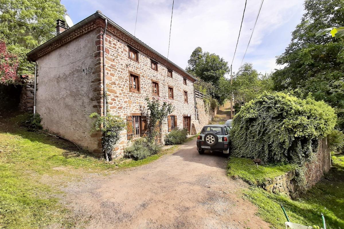 Gîte Au Bois d'Aurouze Clévacances 3 clés - Location de vacances - Mazerat-Aurouze