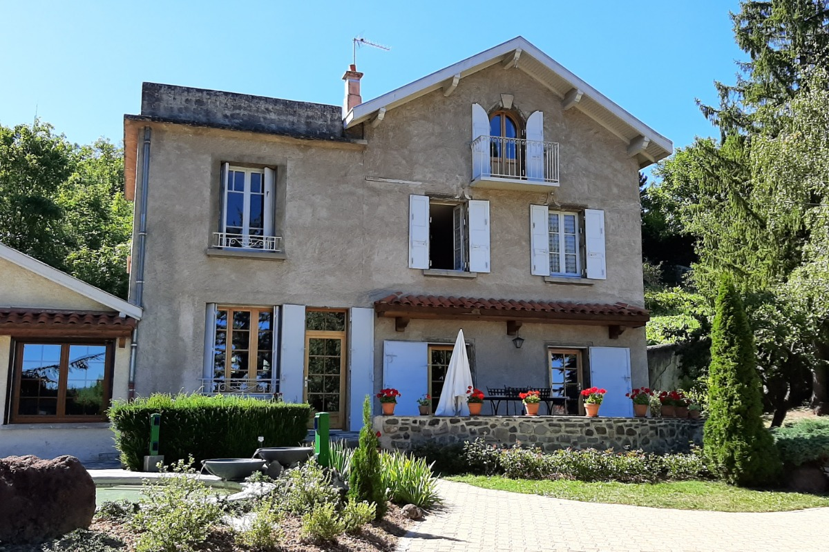 Villa Bel Air au Puy-en-Velay - Location de vacances - Le Puy-en-Velay