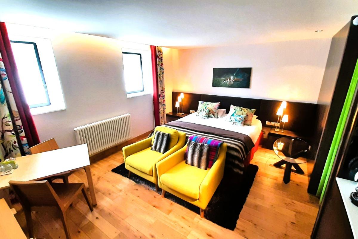 chambre Julia - Chambre d'hôtes - Saint-Bonnet-le-Froid