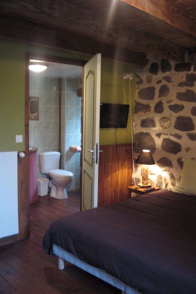 Chambre triple La Montagnarde - Chambre d'hôtes - Saint-Privat-d'Allier